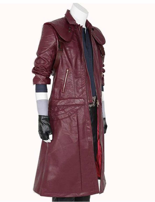 Dmc 5 Dante Coat Devil May Cry 5 Coat Hleatherjackets
