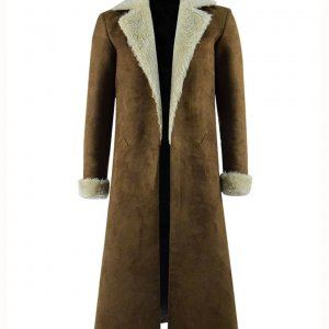 Doom Patrol Negative Man Coat