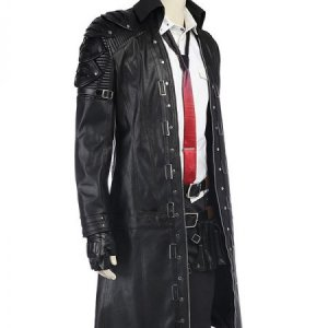 playerunknowns trench leather coat