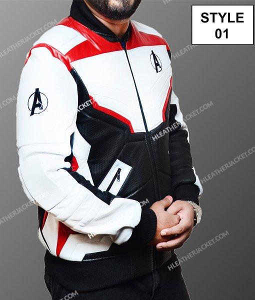 b57d41c4c Avengers Endgame Jacket | Avengers Quantum Realm Jacket