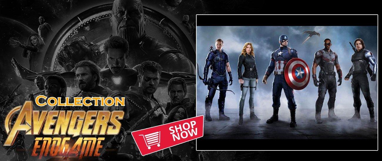 avengers endgame merchandise
