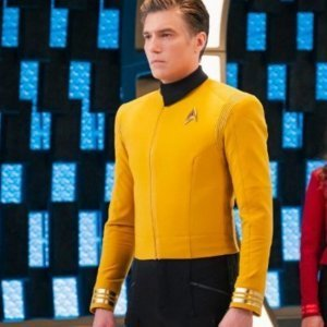 Captain Christopher Pike Jacket