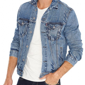 Ulysses Zane Denim Jacket