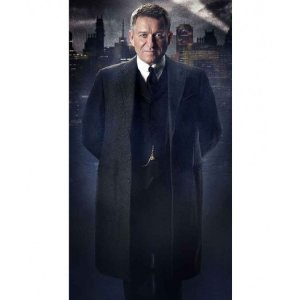 Alfred Pennyworth Coat