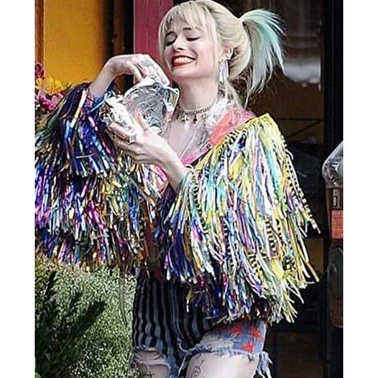 Birds Of Prey Jacket Harley Quinn Wings Jacket