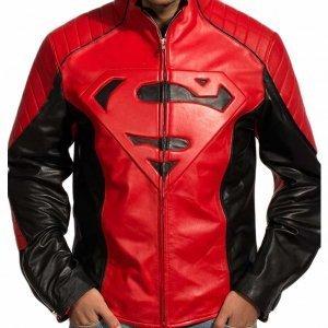 superman-smallville-red-black-jacket