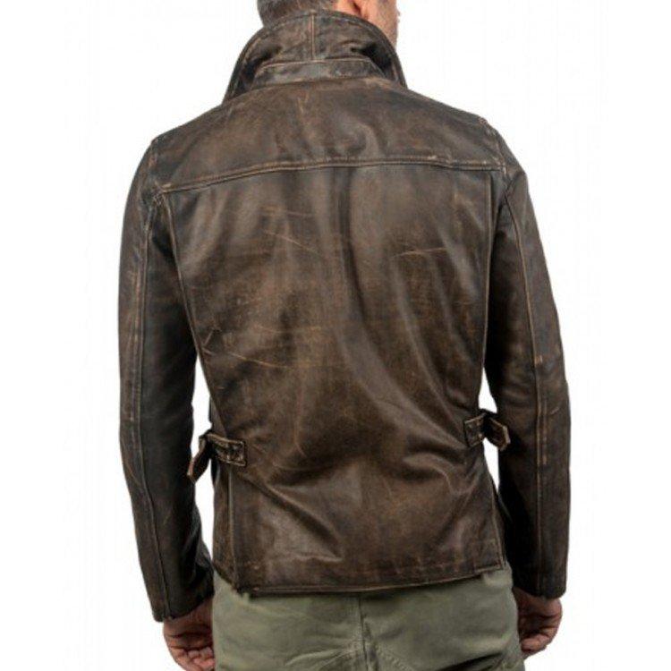 Indiana Jones Jacket Raiders Of The Lost Hleatherjackets