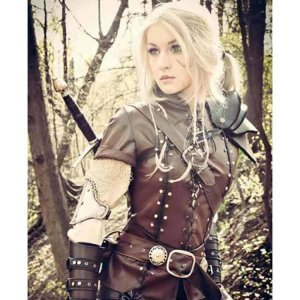 The Witcher Cirilla Saga Vest