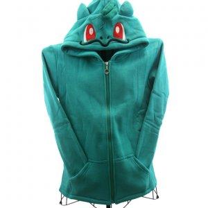 Pokemon Bulbasaur Hoodie