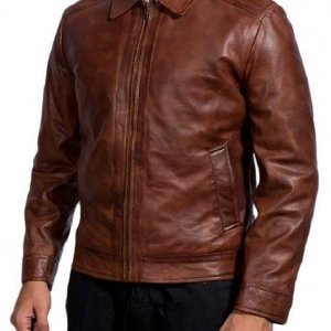 John Wick 2 Cassian Leather Jacket