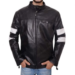 John Wick 2 Cafe Racer Slim Fit Jacket