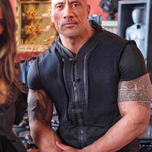 Fast & Furious Hobbs & Shaw Vest