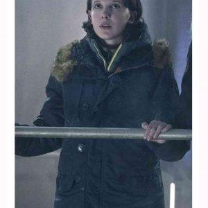 Millie Bobby Coat