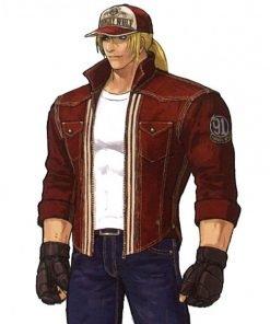 Terry Bogard Jacket