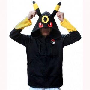 Pokemon Go Pikachu Umbreon Hoodie