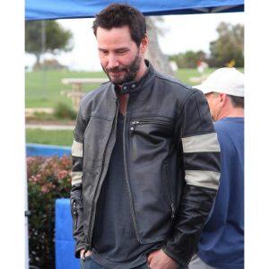 Keanu Reeves John Wick 2 Jacket