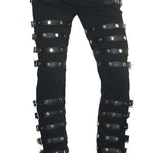 Metal Rock Concert Pants