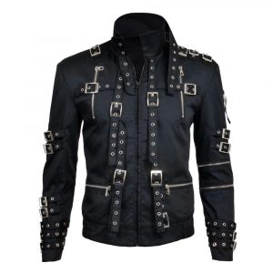 MJ Metal Rock Concert Jacket