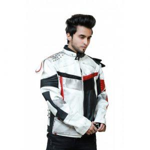 Descendants 3 Carlos Leather Jacket