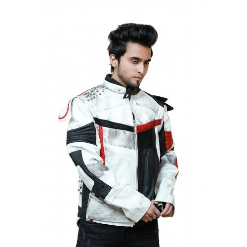 Black And White Descendants 3 Carlos Jacket By Cameron Boyce
