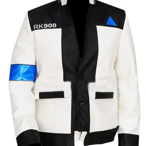 Detroit Become Human Android Gaming Connor RK-900 Jacket