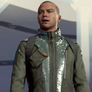 Detroit Become Human PS4 Markus Jacket