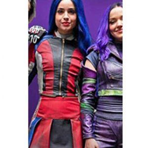 Descendants 3 Evie Leather Jacket