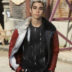 Descendants Cameron Boyce Carlos Jacket