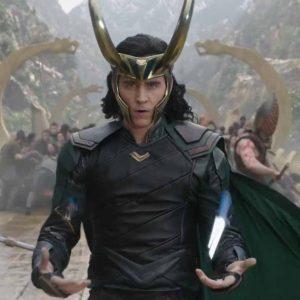Loki Thor Ragnarok Jacket