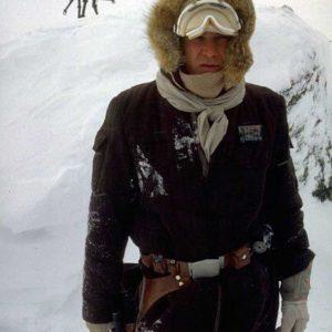 Han Solo Hoth Parka Brown Jacket