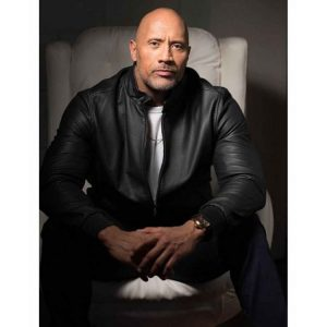 Dwayne The Rock Johnson Jacket