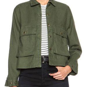 Jane Chapman Green Jacket