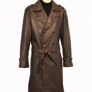 John Shaft 1971 Brown Coat