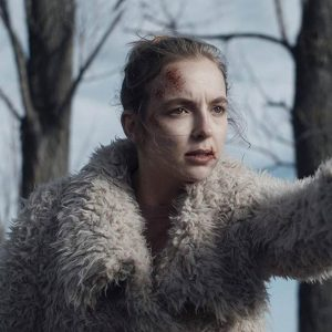 Killing Eve Villanelle Fur Jacket
