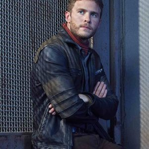 Leo Fitz jacket