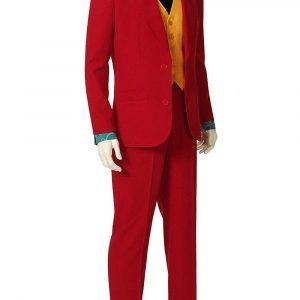 Joker Joaquin Phoenix Suit