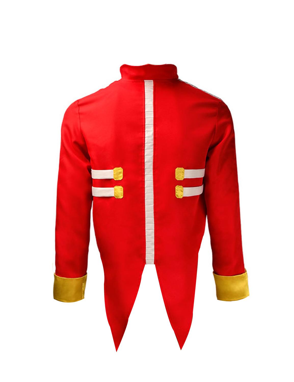 Dr Ivo Robotnik Jacket Jim Carrey Hleatherjackets