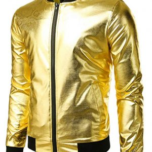 Rocketman Elton John Golden Jacket