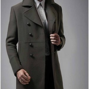 Arthur Curry Coat