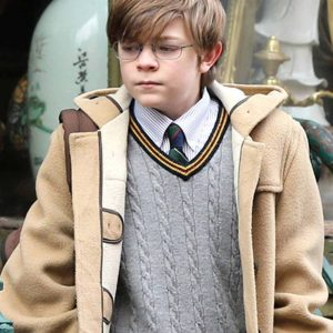 Young Theodore Coat