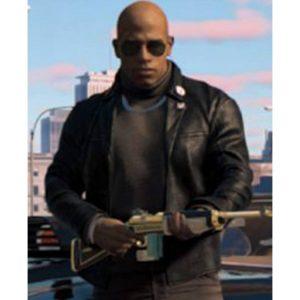 Mafia 3 Leather Jacket