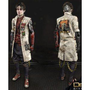 Deus Ex Mankind Divided Koller Coat