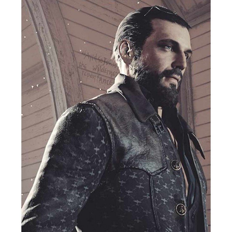 Far Cry 5 John Seed Coat For Sale Hleatherjackets