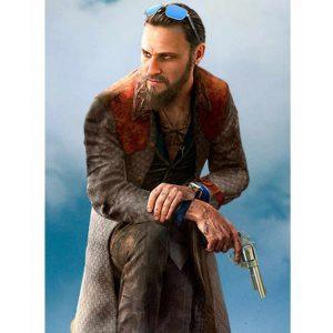 Far Cry 5 John Seed Coat