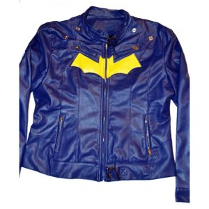 New 52 Batgirl Jacket