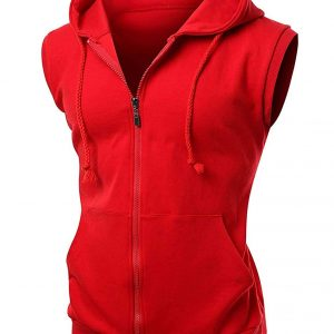 Johnson Hooded Vest