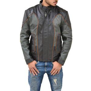 John Robinson leather Jacket