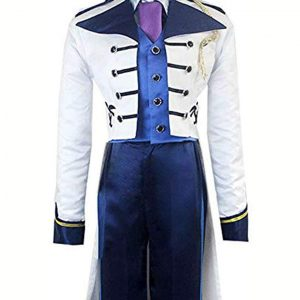 Hans Tail Prince Coat