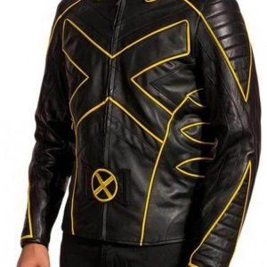 X-Men The Last Wolverine Stand Motorcycle Jacket