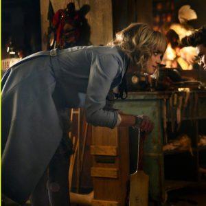 Batwoman Alice Leather Coat